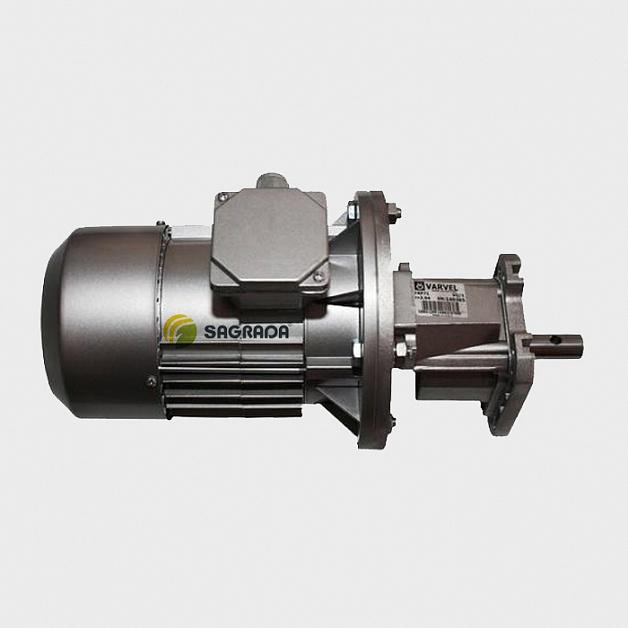 Мотор редуктор на шнековый транспортер вакансии на элеваторе в ростове